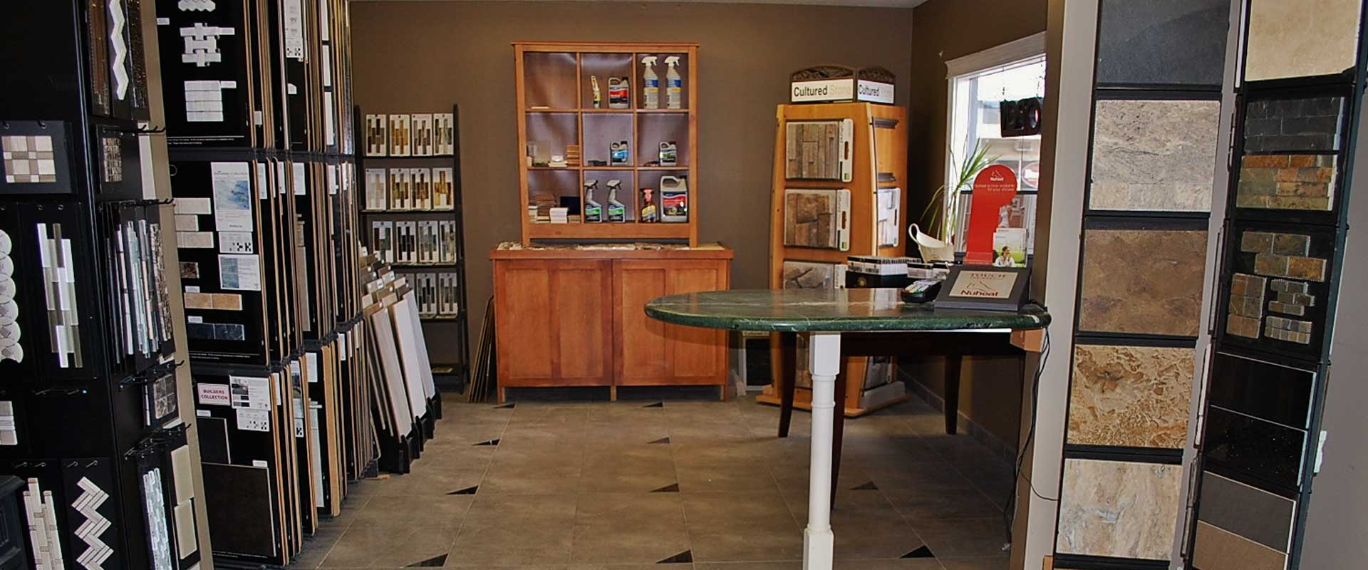 Tile & Laminate Flooring Sales & Service